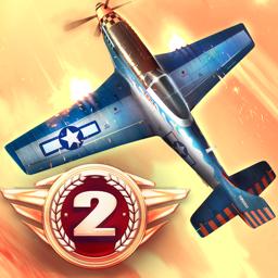 Ícone do app Sky Gamblers - Storm Raiders 2