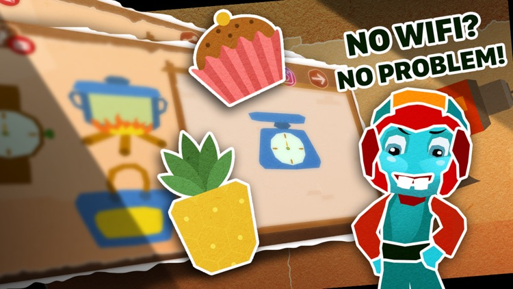 Chigiri: Paper Puzzle screenshot-3