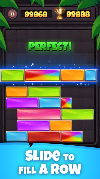 Sliding Puzzle: Jewel Blast screenshot-3