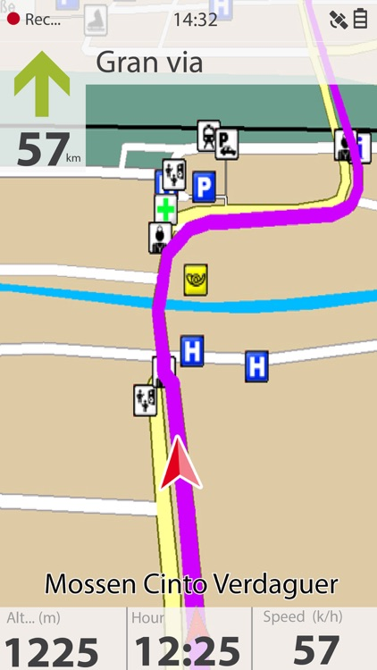 TwoNav GPS: Tracks & Maps screenshot-3