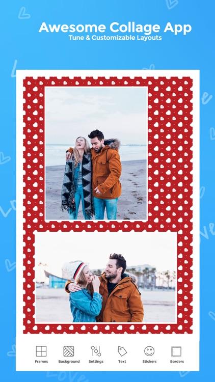 PicTiles Photo Editor Collage