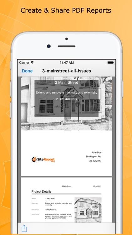 Site Report Pro - Audit PDF Go screenshot-3