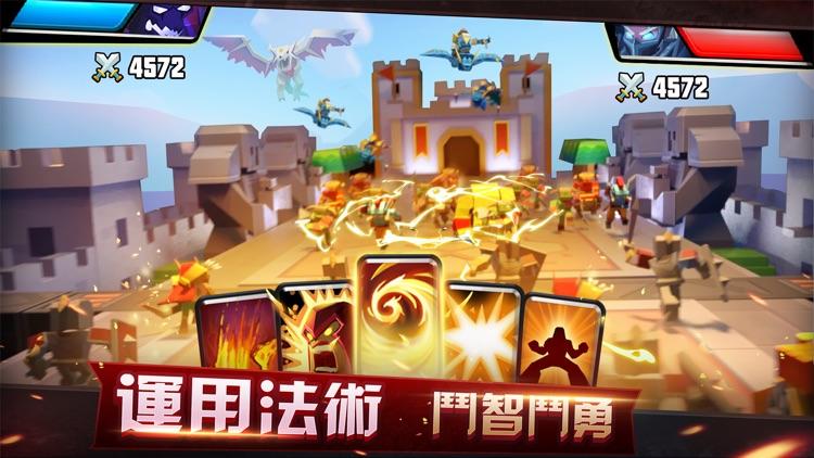 魔獸對決 - 卡牌策略競技對戰手遊 screenshot-4