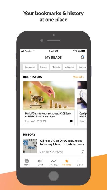 Mint Business News screenshot-4