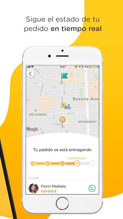 Screenshot for Glovo in Ecuador App Store