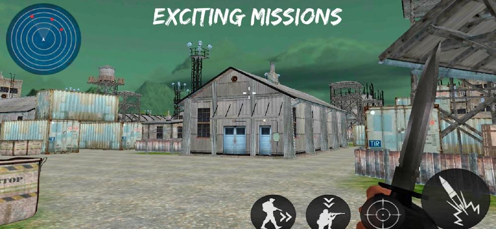 Rescue Commando Mission Strike Cheat Codes