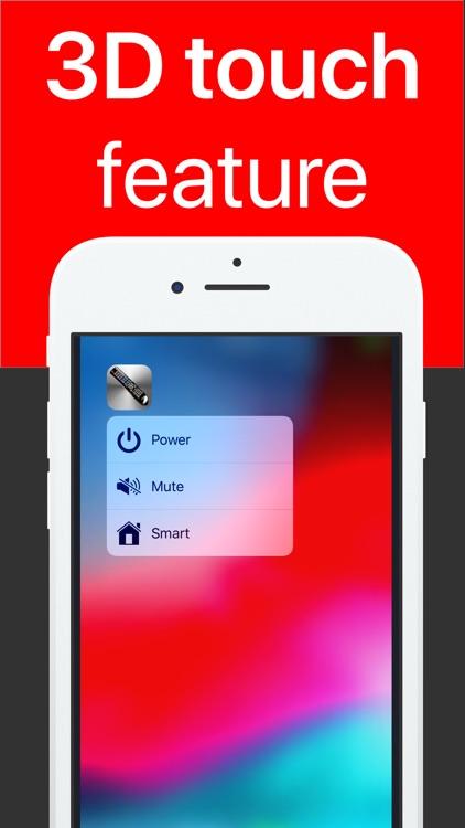 SamRemote - smart tv remote screenshot-4