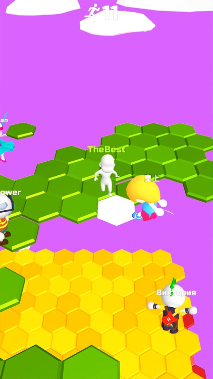 Do Not Fall .io screenshot-6