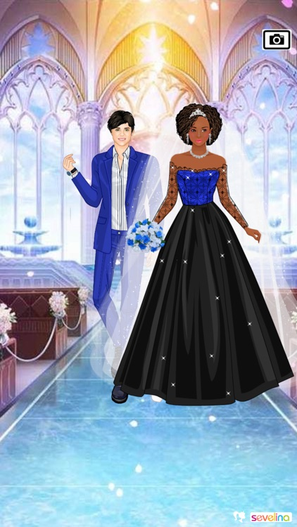 Couples in Love - Dress up screenshot-4