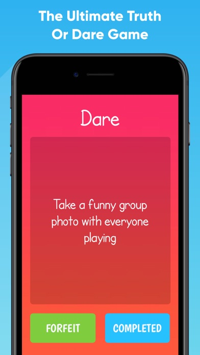 Truth Or Dare : Party Game for windows pc