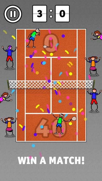 Stickman Tennis screenshot-5