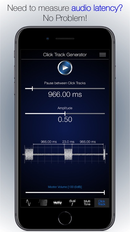 Audio Function Generator PRO screenshot-6