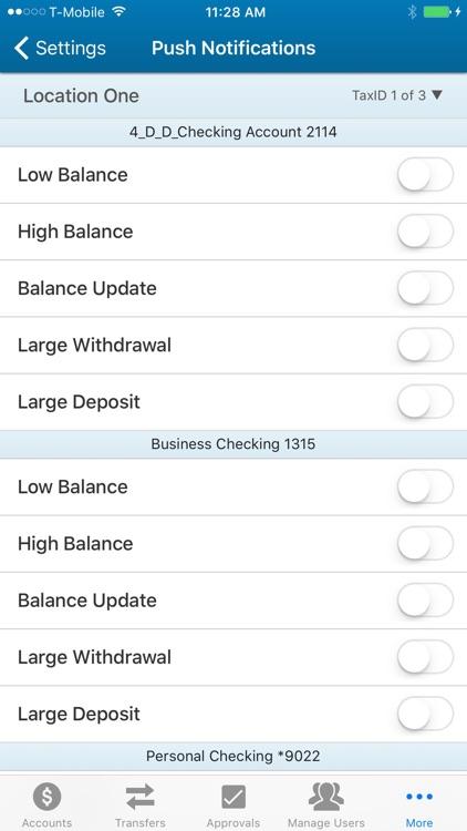 Harborstone Cash Management screenshot-4