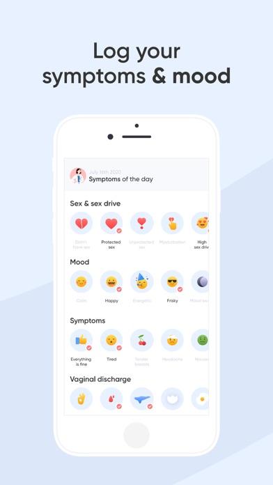 Period Tracker · Screenshot