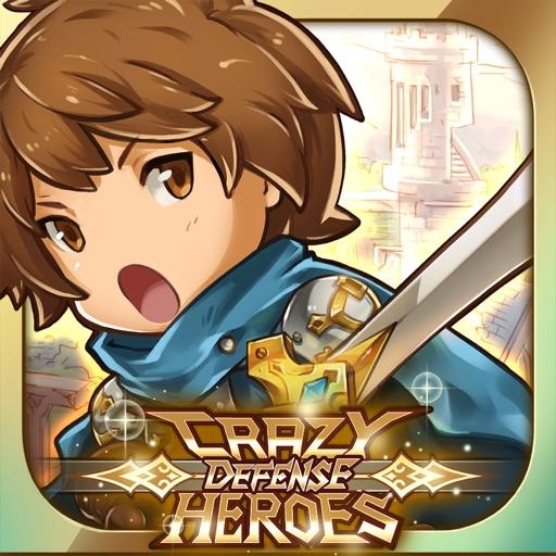 Crazy Defense Heroes: Epic TD