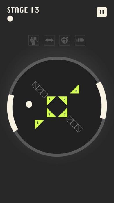 Circle Smash -bricks and balls screenshot 1