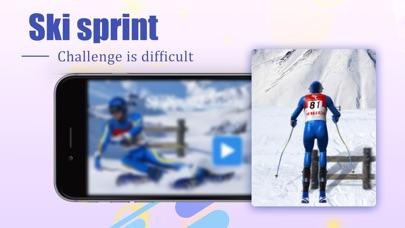 Screenshot #2 for Ski Sprint Challenge