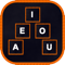 App Icon for Don't Touch The Vowels App in Venezuela IOS App Store