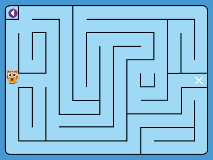 Maze Game 3 screenshot-3