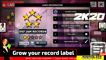 Music Label Manager 2K20 screenshot 7