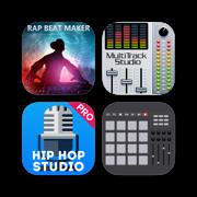 Music Maker Bundle: Recording Studio, Song Maker, Beats