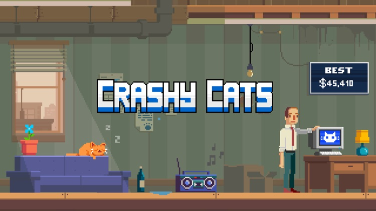 Crashy Cats screenshot-0