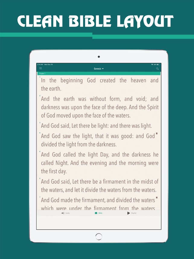 Audio Bible - Dramatized Audio on the App Store