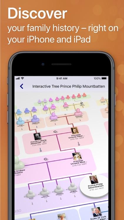 MobileFamilyTree 8 screenshot-0