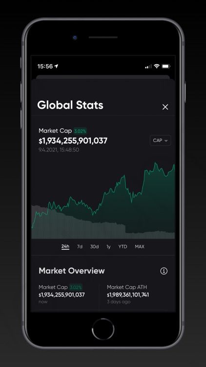 CoinViewer: Cryptocurrency App screenshot-4