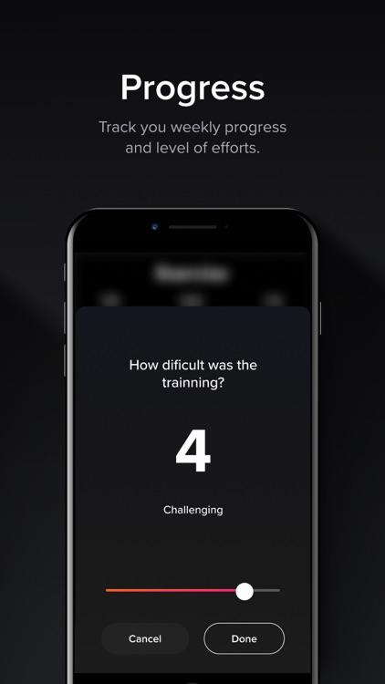 HIIT & Tabata: Fitness App screenshot-8