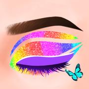 女生游戏 - 化妆美妆眼影打扮小游戏大全
