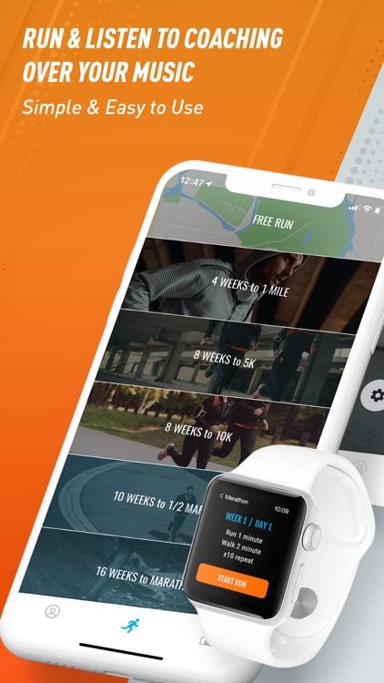 Running Trainer 5K Running App screenshot-3