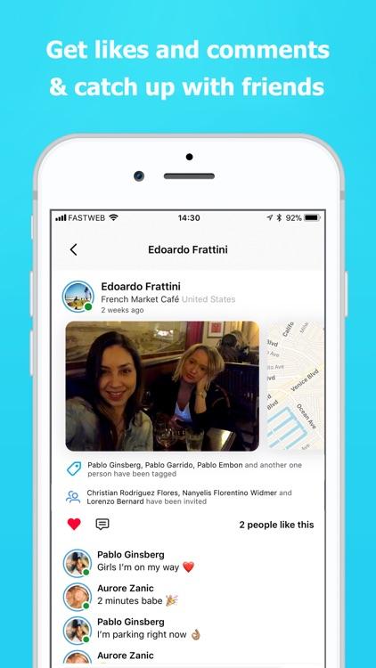 Find my friends phone: Sensory screenshot-6