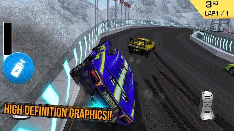 Fast Car 3D Simulator