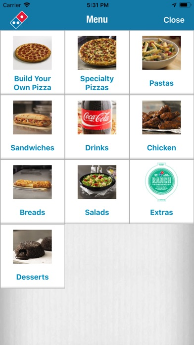 download Domino's Pizza USA apps 2