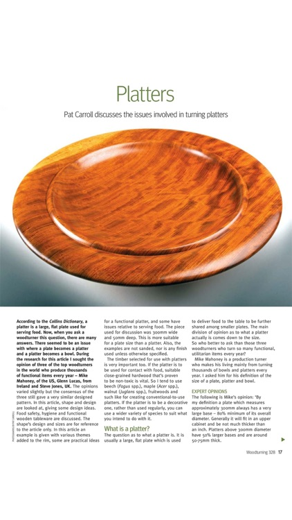 Woodturning Magazine screenshot-3