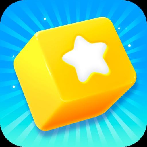 Stars Merge: Draw Fill Bricks