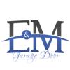 Elder Cruz - E&M Garage Door  artwork