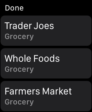 Grocery - Smart Grocery List Screenshot