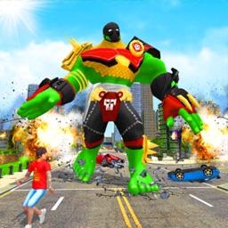 Incredible Monster City Battle