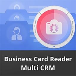 Business Card Reader Multi CRM