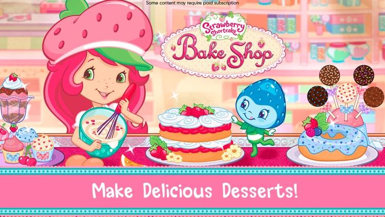 Strawberry Shortcake Bake Shop screenshot-0