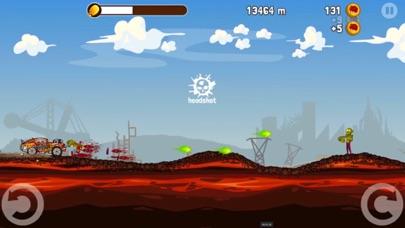 Zombie Road Trip! screenshot 4