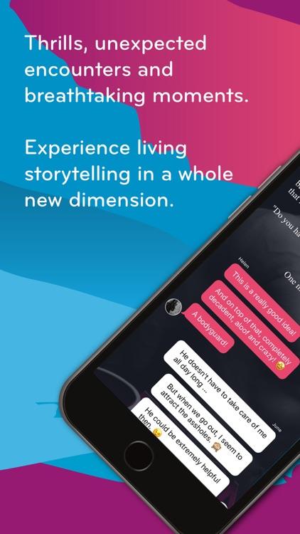 LIVORY - gripping tap stories screenshot-3