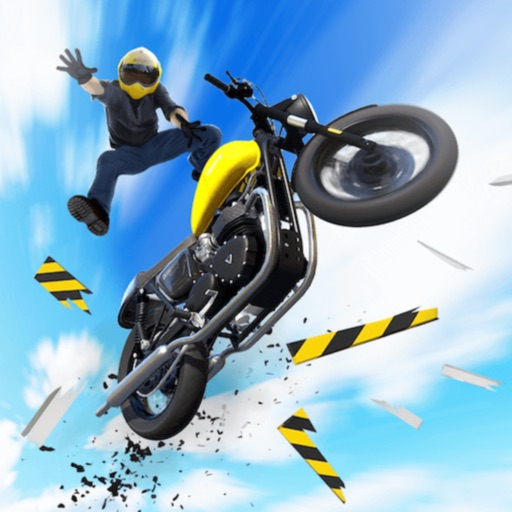 Bike Jump! free software for iPhone and iPad