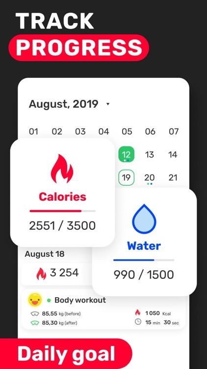 My coach -home workout trainer screenshot-3