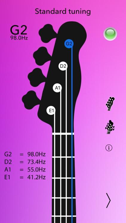 Bass Tuner Professional
