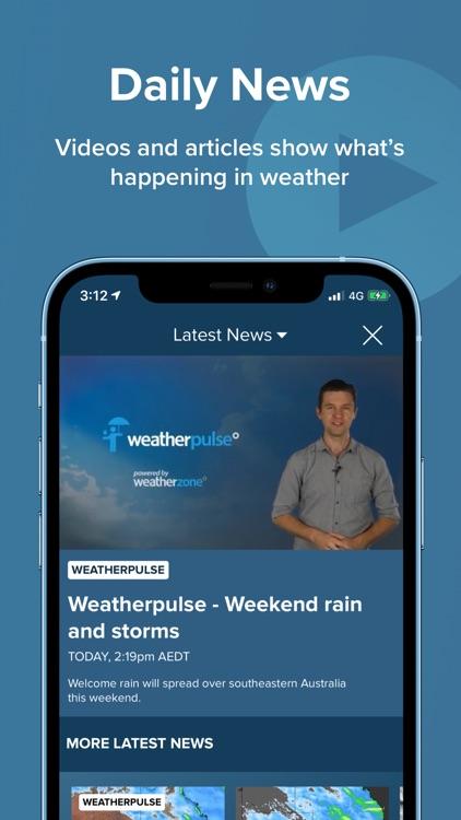 Weatherzone: Weather Forecasts screenshot-7