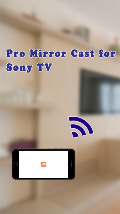 Pro Mirror Cast for Sony TV Screenshots