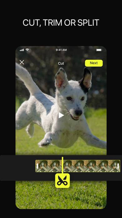 Efectum - Video Speed Editor screenshot